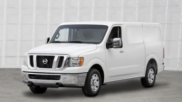 Nissan NV3500 HD Van