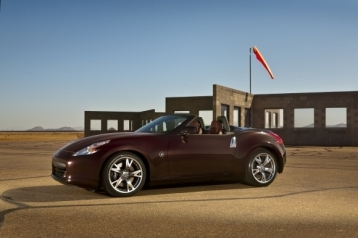 Nissan Z Roadster Convertible Coupe