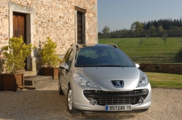Peugeot 207 SW Wagon