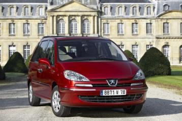 Peugeot 807 Wagon