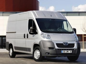 Peugeot Boxer Van
