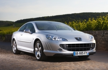 Peugeot Coupe 407