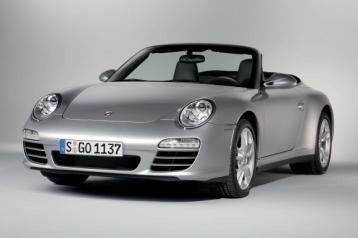 Porsche 911 Carrera 4 Cabriolet Coupe