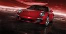 Porsche 911 Carrrera 4S Coupe