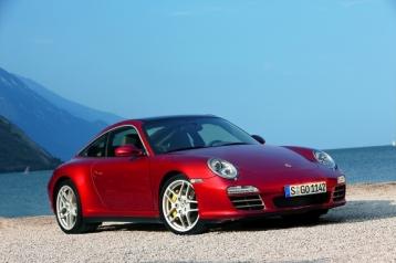 Porsche 911 Targa 4S Coupe