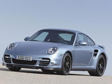 Porsche 911 Turbo S Cabriolet Coupe