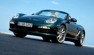Porsche Boxster Coupe