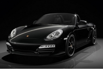 Porsche Boxster S Black Addition Coupe