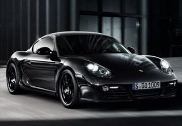 Porsche Cayman S Black Edition Coupe