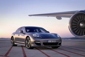 Porsche Panamera Turbo S Sedan