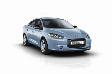 Renault Fluence Z.E. Sedan