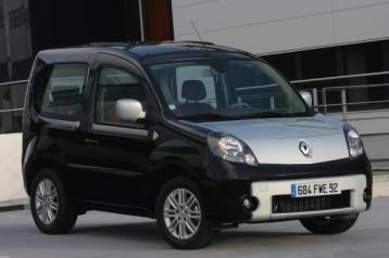 Renault Kangoo Be Bop Van