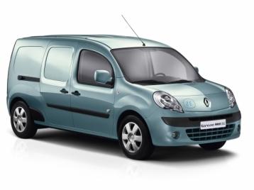 Renault Kangoo Maxi Z.E. Van