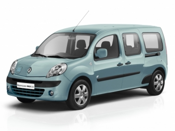 Renault Kangoo Z.E. Van
