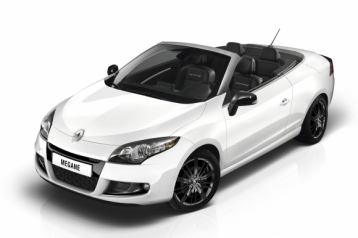 Renault Megane Coupe Cabriolet Convertible