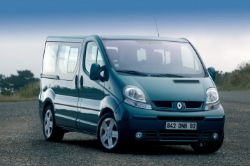 Renault Trafic Generation Van