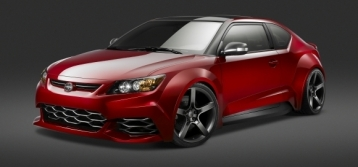 Scion tC Coupe