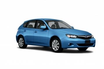 Subaru Impreza 2.5i 5-Door Sedan