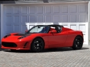 Tesla Roadster Electric Coupe