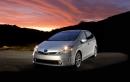 Toyota Prius V Hybrid Sedan