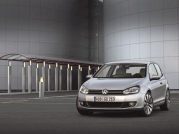 Volkswagen Golf Coupe Hatchback