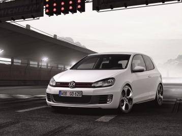 Volkswagen GTI Coupe Hatchback