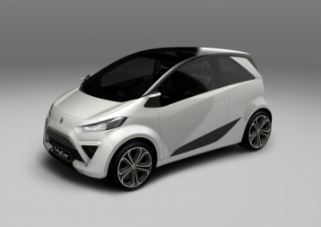 Lotus Ethos City Car Hatchback