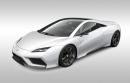 Lotus Sprit Sports Coupe